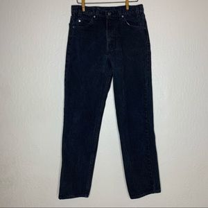 Vintage Levi's 555 relaxed fit straight leg jeans
